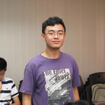 Teddy Yuen from C.C.C. Mong Man Wai College