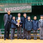 S.K.H. St. Michael's Primary School was the champion