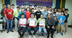 The 3rd Hong Kong International Scrabble Competition 2017