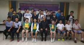 The 3rd Hong Kong Crossword Competition 2018