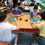 The Hong Kong Interschool Crossword Competition 2019